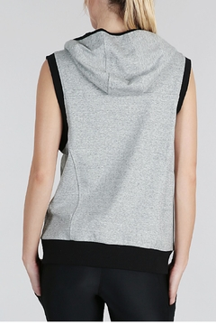 Nikibiki Sleeveless Hoodie - Alternate List Image