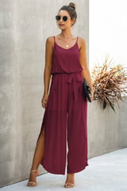 ePretty Sleeveless Jumpsuit - Product Mini Image