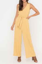 Lush  Sleeveless jumpsuit - Product Mini Image