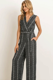 Gilli  Sleeveless Jumpsuit - Product Mini Image