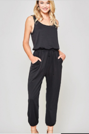 Promesa  Sleeveless Jumpsuit - Product Mini Image