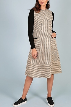 Modaliani Sleeveless Knee Length Dress - Product List Image