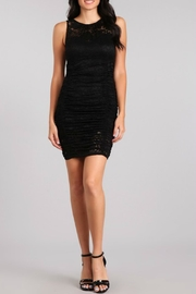 Verty Sleeveless Lace Dress - Product Mini Image