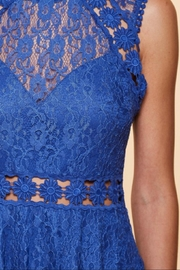 Available Sleeveless Lace Dress - Other