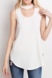 MTS Sleeveless Mock Top - Product Mini Image