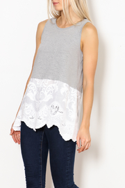 Dylan by True Grit Sleeveless Modern Tank - Product Mini Image