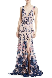 Marchesa Sleeveless Petal Gown - Product Mini Image