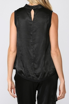 Fate Sleeveless Satin Top - Alternate List Image