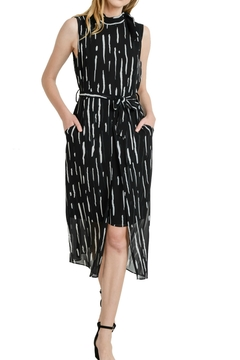 Aryeh Sleeveless Striped Dress - Product List Image