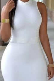 Unknown Factory Sleeveless Summer Dress - Product Mini Image