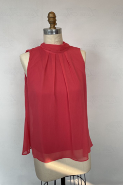 Sioni Sleeveless Tie Back Top - Product List Image