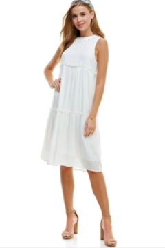 TCEC Sleeveless Tiered Dress - Product List Image