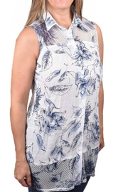 Ethyl Sleeveless Top - Front cropped