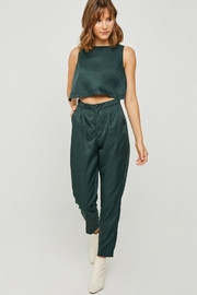 Hayden Los Angeles Sleeveless Trouser Jumpsuit - Product Mini Image