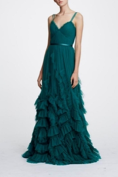 Marchesa Sleeveless Tulle Gown - Product List Image