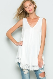 American Chic Sleeveless Tunic Top - Product Mini Image