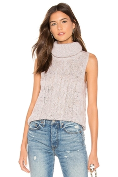 Shoptiques Product: Sleeveless Turtleneck