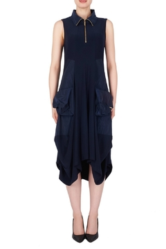 Shoptiques Product: Sleeveless Zip Dress