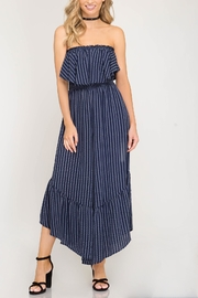 Unknown Factory Sleevless Jumpsuit - Product Mini Image