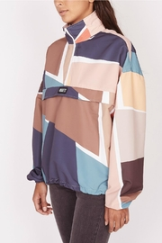 Obey Slice Anorak - Side cropped