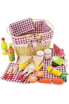 Brybelly Slice & Share Picnic Basket - Product List Image