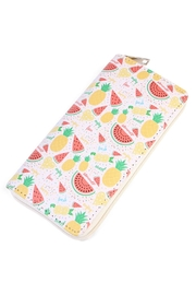 Riah Fashion Sliced Fruit Wallet - Product Mini Image