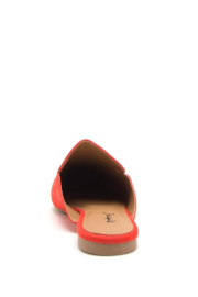 Qupid Slide In Mules - Side cropped