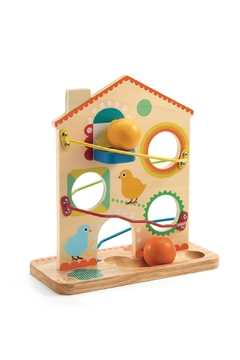 Djeco Slide 'Roulatou' Wooden-Toy - Alternate List Image