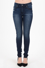 Kan Can Slightly Distressed Skinny - Product Mini Image