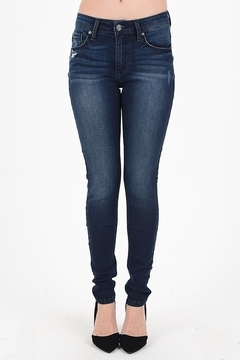 Kan Can Slightly Distressed Skinny - Product List Image