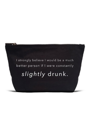 LA Trading Co. Slightly Drunk Pouch - Product Mini Image