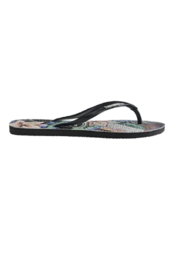 Havaianas Slim Animal Floral - Side cropped