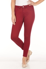 French Dressing Jeans Slim Ankle Pant - Product Mini Image
