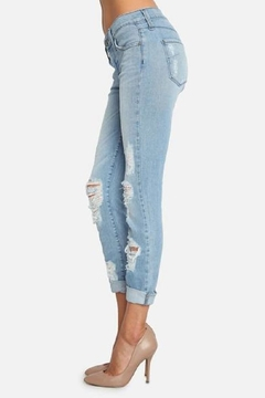 James Jeans Slim Boyfriend Jean - Alternate List Image