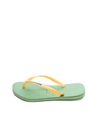 Havaianas Slim Brazil Sandal - Front cropped