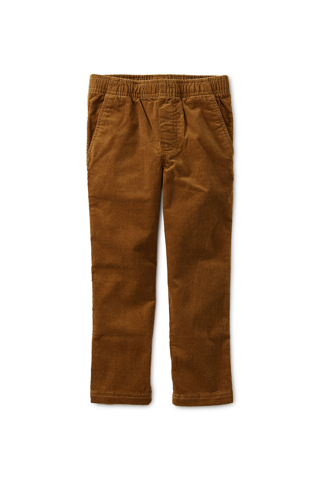 Tea Collection Slim Fit Corduroy Pant - Front Cropped Image