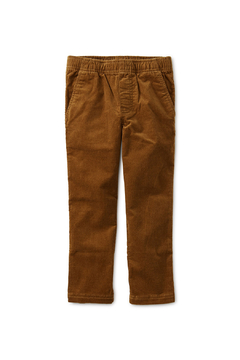 Shoptiques Product: Slim Fit Corduroy Pant