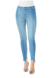 Peter Nygard Slim Fit Jeans - Product Mini Image