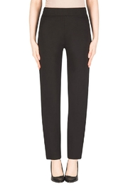 Joseph Ribkoff  Slim Fit Trousers, Black - Product Mini Image