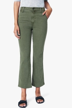Joe's Jeans Slim Kick Deep Celedon - Product List Image