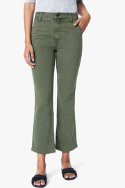 Joe's Jeans Slim Kick Deep Celedon - Product Mini Image