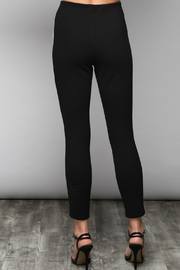 Do & Be Slim Pants With Side Varsity Stripe - Side cropped