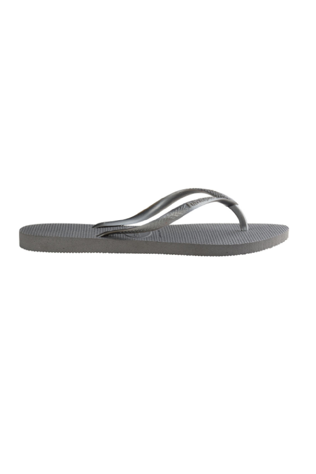 Havaianas Slim Steel Grey - Side Cropped Image