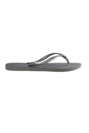 Havaianas Slim Steel Grey - Side cropped