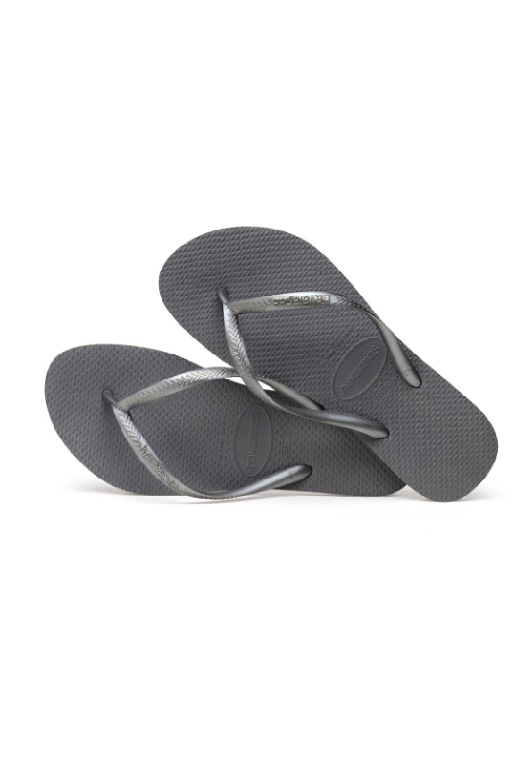 Havaianas Slim Steel Grey - Front Full Image
