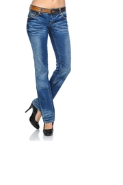 virgin only Slim Stretch Jeans - Product Mini Image