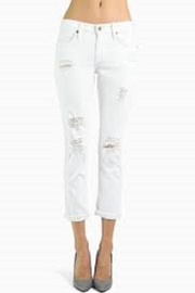 James Jeans Slimfit Boyfriend Jean - Product Mini Image