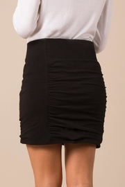 Simply Noelle Slimming Scrunch Skirt - Side cropped