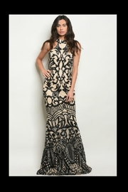 Ricarica Slimming Sequin Gown - Product Mini Image