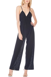 Anama Slinky Ruched Jumpsuit - Product Mini Image